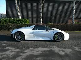 918 spyder white. porsche 918 spyder weissach white