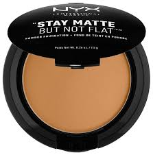 NYX professional <b>makeup Пудра компактная</b> Stay Matte But Not ...