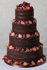 Chocolate Wedding Cakes 19 Delicious Creations Hitchedcouk