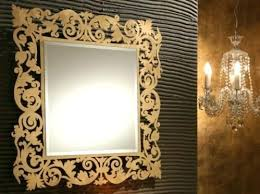 Small Picture Mirror A Circle Scroll Design Wall Mirrorwall Designs In Pakistan