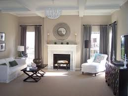 Lovely Absolutely What Color Curtain Go With Tan Wall Elegant X On Creative Home  Interior Design Idea