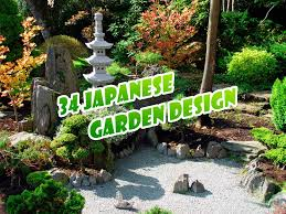 Small Picture 34 Japanese Garden Design Ideas YouTube