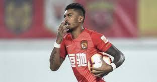 Guangzhou Evergrande Star Paulinho Returns to China On Chartered Plane -  Pandaily