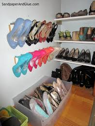 Shoe Organization Built In Shoe Organization Stephanie Marchetti Sandpaper
