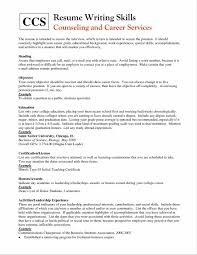 Accountant Basic Skills Resume Examples Skills Resume Sample