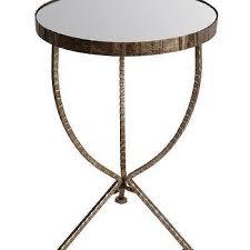 barrel jules small accent table look