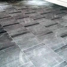 modern tile flooring ideas. Stone Flooring Ideas Modern Grey Tile Garage  R
