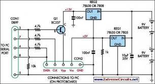simple universal pic programmer eeweb community simple universal pic programmer circuit diagram