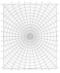 Polar Graph Paper 15 Degrees Magdalene Project Org