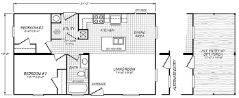 20 x 34 double wide hud manufactured home weston super value economy d homes