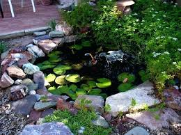Small Picture Small Garden Pond Designs Uk Adding A Pond To An Small Urban