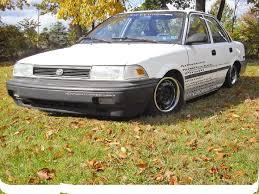 the lowrolla 1991 Toyota Corolla Specs, Photos, Modification Info ...