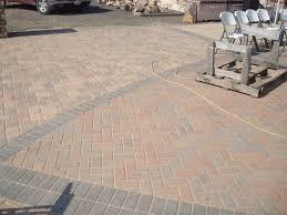 Image of: patio stone designs