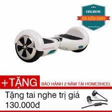 Shop bán Xe điện cân bằng Homesheel S6 - Bảo hành 2 năm USA