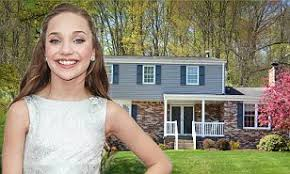 Sias Muse Maddie Ziegler 12 Moves Family Into Million