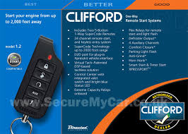 clifford 2 2 matrix car alarm remote engine start video bellow demos the clifford matrix 1 2 fitted by us to a vauxhall insignia diesel 2011