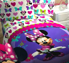 minnie mouse full size bedding set medical tape white 2 inch x yards 6 per box