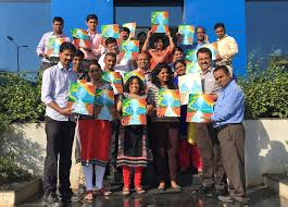 group art circle painting party pune india acrylic corporate skf 26copy