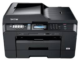 Brother Mfc6710dw A3 Colour Inkjet Multifunction Printer Amazon