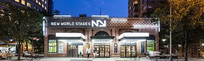 New World Stages Stage 1 Tickets And Seating Chart