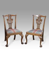 chippendale dining chairs. Pair Of Chippendale Chairs Dining