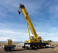 120 Ton Grove Gmk5120b All Terrain Crane For Sale