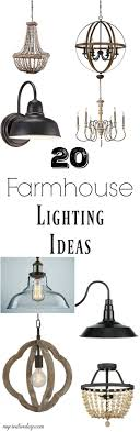 farmhouse lighting ideas. Pin This · If You Are Looking To Add Farmhouse Lighting Your Home, Click Over See Ideas