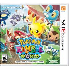 Best Buy: Pokémon Rumble World Nintendo 3DS CTRPECFE