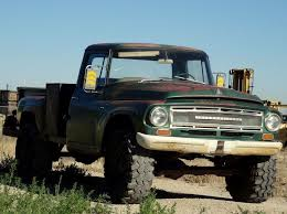 Details about 1968 International Harvester Travelette Pickup 1200 ...