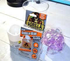 gorilla glue for glass gorilla construction will