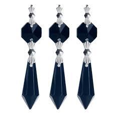 chandeliers parts and accessories top black clipon chandelier