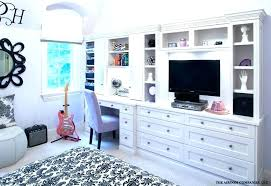 office furniture wall units. Wall Unit With Desk And Bookcases Units For Office  Furniture .