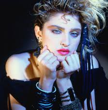80's Hair Style 80s fashion jewelry 4376 by wearticles.com
