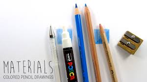 drawing tools. Pencil Drawing Tools And Materials Materials/art Supplies I Use For My Colored H