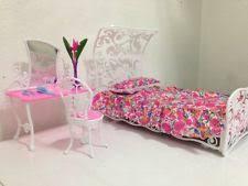 barbie dollhouse furniture sets. barbie size dollhouse furniture sweet dream bed room play set new sets i