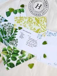 Botanical Design Recipe Cards Set Of 12 Herbal Academy