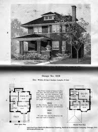 four square house floor plans quickly american foursquare house plans the portland an kit plan