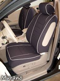 nissan murano full piping seat covers