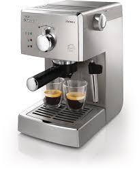 coffee machine reviews -Saeco HD8327/47 Poemia top Espresso Machine