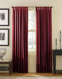 Maroon Curtains For Living Room Sailcloth Cotton Canvas Wide Width Tab Top Panel Curtainworkscom