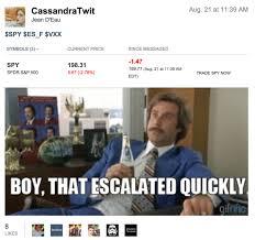 The Best Memes For Market Crashes StockTwits Blog via Relatably.com