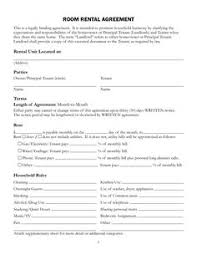 Simple Rental Agreement Free Rental Forms To Print Free And Printable Rental Agreement