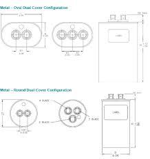Motor Run Film Capacitors Cd Aero