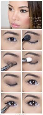 urban decay palette everyday eye makeup