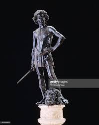 David by Andrea del Verrocchio News Photo - Getty Images