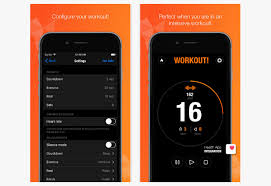 hiit tabata ios app on