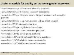 Qa Manager Cover Letter Sample Qa Engineer Resume Cover Letter Template For Qa Engineer