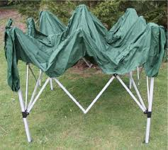 gazebo pop up. airwave 20x20mtr green pop up gazebo waterproof with four side panels and carrybag amazoncouk garden u0026 outdoors