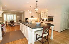 lighting above kitchen island. view in gallery artistic hampton pendant lights above this white kitchen island with dark countertop lighting