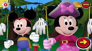Chuột Mickey Và Các Bạn – Mickey Đi Câu Cá - YouTube
